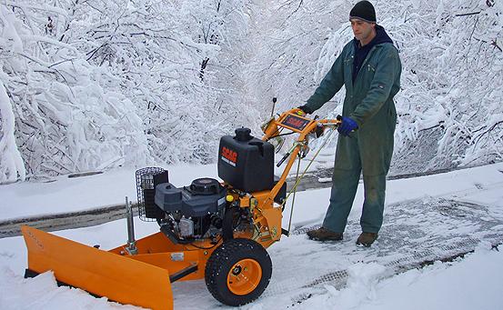 snow-plough