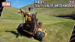SWZ Wales Castle slope