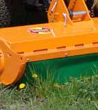SME - for single axle pedestrian tractors